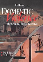 Domestic violence : the criminal justice response