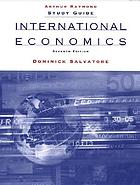 Study guide, International economics, 7th ed., [by] Dominick Salvatore