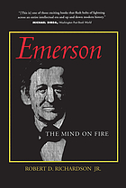 Emerson : the mind on fire : a biography