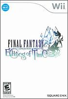 Final fantasy crystal chronicles. Echoes of time.