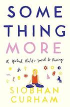 Something more : a spiritual misfit's search for meaning