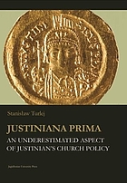 Justiniana Prima : an underestimated aspect of Justinian's church policy