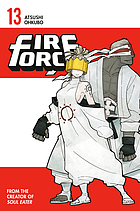 Fire force, vol. 13