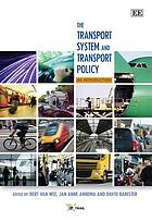 The transport system and transport policy : an introduction
