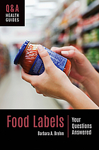 Food labels : your questions answered