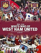 West Ham who's who