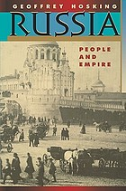 Russia : people and empire 1552-1917