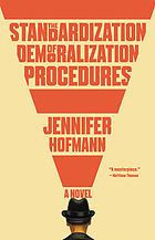 The standardization of demoralization procedures : a novel