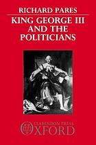 King George III and the politicians
