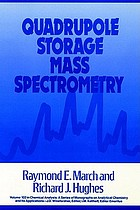Quadrupole storage mass spectrometry