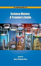 Science history : a traveler's guide