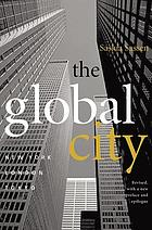 The global city : New York, London, Tokyo