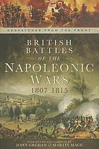British battles of the Napoleonic Wars, 1807-1815