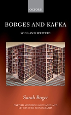 Borges and Kafka : sons and writers