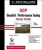 OCP : Oracle9i performance tuning study guide