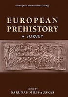 European Prehistory : a Survey