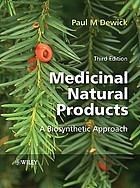 Medicinal natural products : a biosynthetic approach