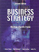 Business strategy : an Asia-Pacific focus