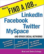 How to find a job on Linkedln, Facebook, MySpace, Twitter and other social networks