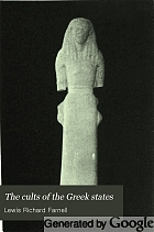 The cults of the Greek states,