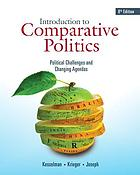 Introduction to comparative politics : political challenges and changing agendas.