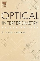 Optical interferometry, 2e.