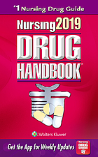 Nursing 2019 Drug Handbook.