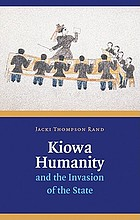Kiowa humanity and the invasion of the state