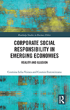Corporate social responsibility in emerging economies : reality and illusion
