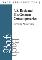 J.S. Bach and his German contemporaries