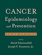 Cancer epidemiology and prevention.