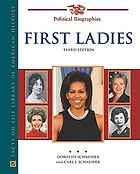First ladies : a biographical dictionary