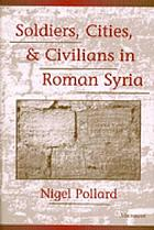 Soldiers, cities, and civilians in Roma Syria