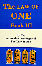 The law of one. Book III