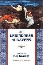 An unkindness of ravens : poems