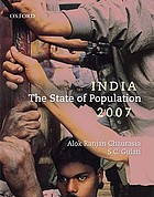 India, the state of population 2007