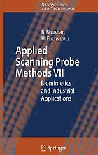 Applied scanning probe methods VII : biomimetics and industrial applications