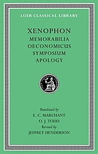 Xenophon : in seven volumes.