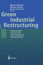 Green Industrial Restructuring