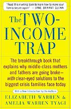 The two-income trap why middle-class parents are going broke
