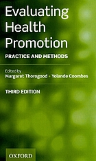Evaluating health promotion : practice and methods