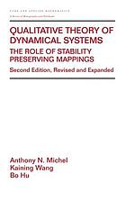 Qualitative theory of dynamical systems : the role of stability preserving mappings