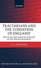 Tractarians and the