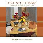 Seasons of thanks : graces and blessings for every home