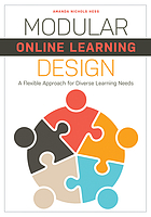 Modular online learning design : a flexible approach for diverse learning needs