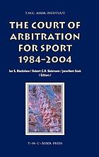 The Court of Arbtration for Sport 1984-2004