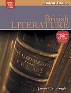 British literature : encouraging thoughtful Christians to be world changers
