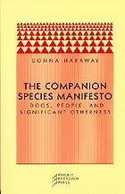 companion species manifesto