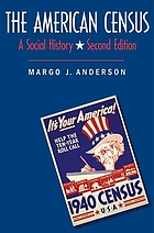 The American census : a social history