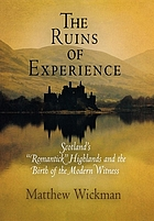 The ruins of experience : Scotland's